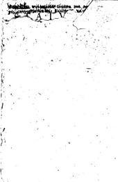Statuta Basiliensia in Synodo Thelspergensi à Jacobo Christophoro, episcopo Basiliensi, an. 1581
