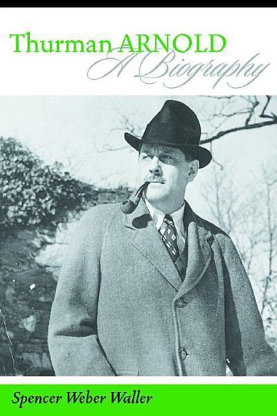 Thurman Arnold Pdf Book