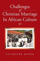 Challenges of Christian Marriage in African Culture PDF