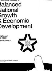 The White House Conference on Balanced National Growth   Economic Development PDF