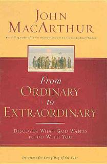 From Ordinary to Extraordinary Book