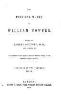 The Works of William Cowper  The task  Tirocinium  Miscellaneous poems  Adam  a sacred drama  tr  from the Italian of Gio  Battista Andreini PDF
