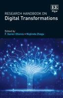 Research Handbook on Digital Transformations