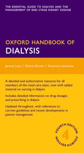Oxford Handbook of Dialysis: Edition 4