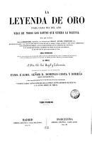 La leyenda de oro Godes  1 PDF