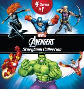 Avengers Storybook Collection: 4 stories in 1: 4 Stories in 1!