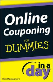 Online Couponing In a Day For Dummies?