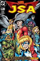 JSA (1999-) #20