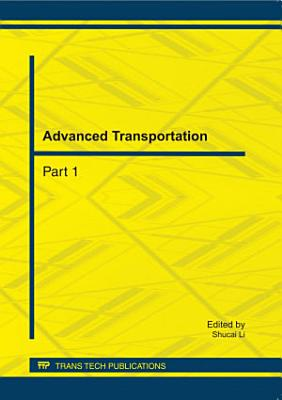 Advanced Transportation PDF