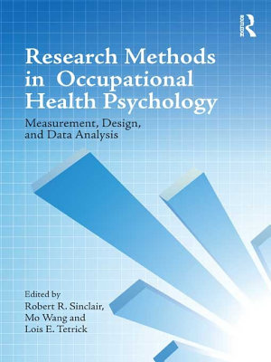 Research Methods in Occupational Health Psychology PDF