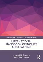 International Handbook of Inquiry and Learning
