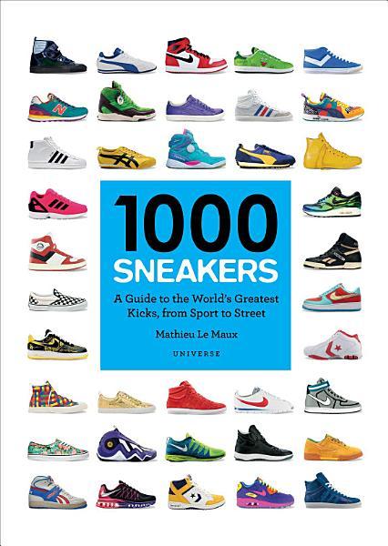 Download 1000 Sneakers Book