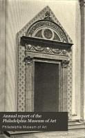 Annual Report of the Philadelphia Museum of Art PDF