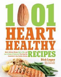 1 001 Heart Healthy Recipes Book PDF