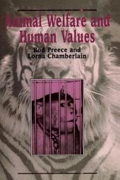 Animal Welfare & Human Values