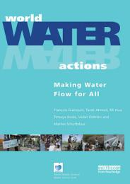 World Water Actions