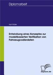 Entwicklung eines Konzeptes zur modellbasierten Verifikation von Fahrzeugcodierdaten
