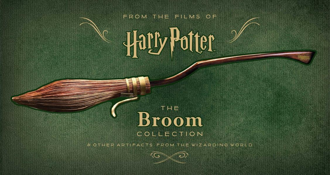 Download Harry Potter  The Broom Collection Book