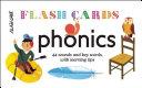 Phonics Flash Cards Book