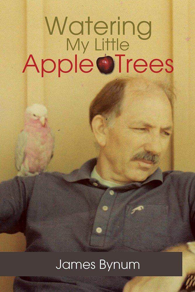 Watering My Little Apple Trees