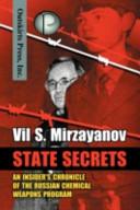 State Secrets Book PDF