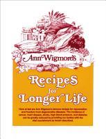 Recipes for Longer Life PDF