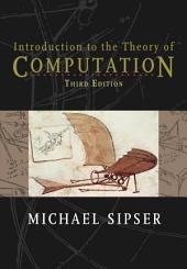 Introduction to the Theory of Computation: Edition 3