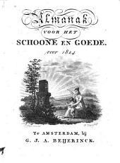 Almanak voor het schoone en goede: Volume 3