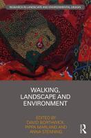 Walking  Landscape and Environment PDF