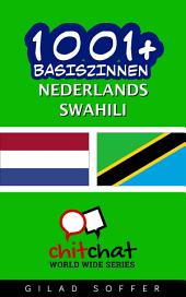 1001+ Basiszinnen Nederlands - Swahili