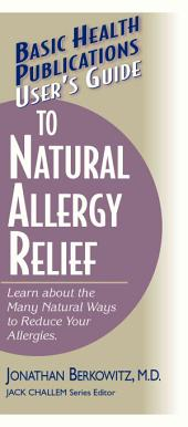 User's Guide Natural Allergy Relief