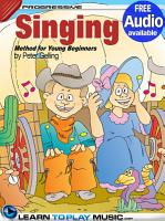 Singing Lessons for Kids PDF