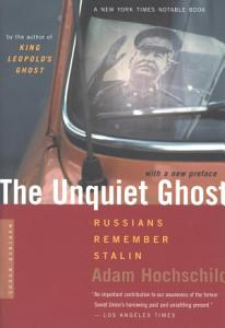 The Unquiet Ghost Book