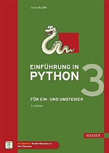 Einf  hrung in Python 3 PDF