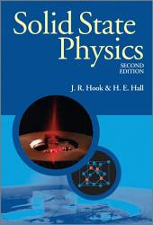 Solid State Physics: Edition 2