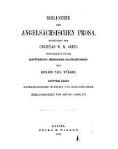 Angelsächsische Homilien und Heiligenleben