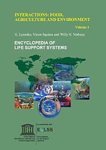 Interactions  Food  Agriculture And Environment   Volume I
