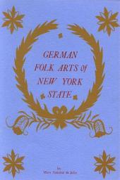 German Folk Arts of New York State