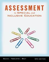 Assessment: In Special and Inclusive Education: Edition 12