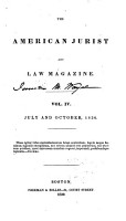 The American Jurist and Law Magazine PDF