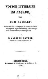 Voyage littéraire en Alsace