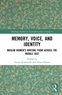 Memory  Voice  and Identity