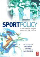 Sport Policy PDF