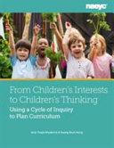 From Children s Interests to Children s Thinking
