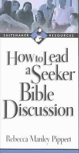 How to Lead a Seeker Bible Discussion Book