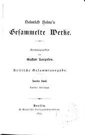Heinrich Heine's gesammelte werke: Band 2