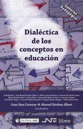 Dialéctica de los conceptos en educación
