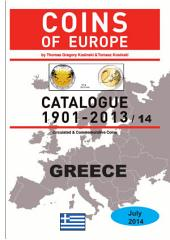 Coins of GREECE 1901-2014: Coins of Europe Catalog 1901-2014