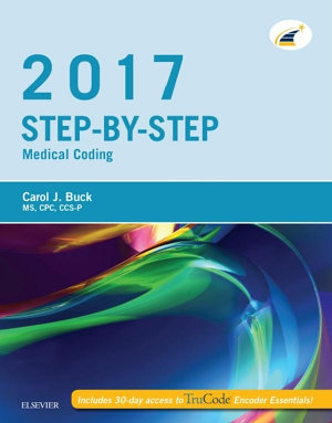 Step by Step Medical Coding  2017 Edition   E Book PDF