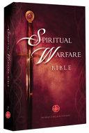 The Spiritual Warfare Bible